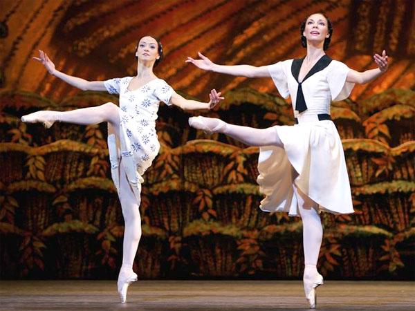 О стройных балеринах и о наивной интонации