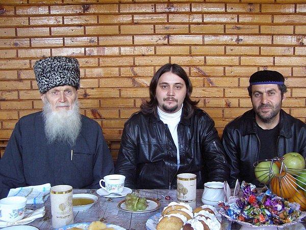 Чечня. В горном селе Шалажи