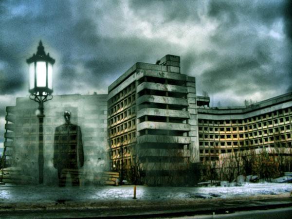 Сон о Ховринской больнице (повесть)