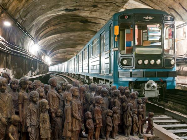 В тоннеле (рассказ)